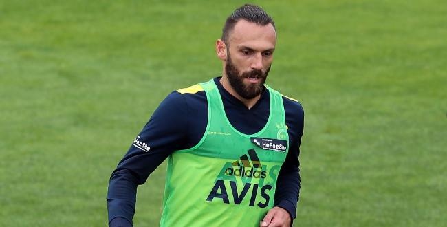 Fenerbahçe Futbol Takımı'nın yeni transferi Vedat Muriç, sonuçlar almak için mücadele vereceklerini söyledi