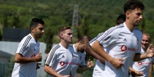 Beşiktaş, yeni sezon hazırlıklarını sürdürüyor
