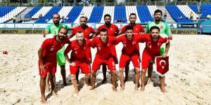 Plaj Futbolu Milli Takımı, Dünya Kupası Avrupa Elemeleri'ndeki ilk maçında Belarus'a Yenildi