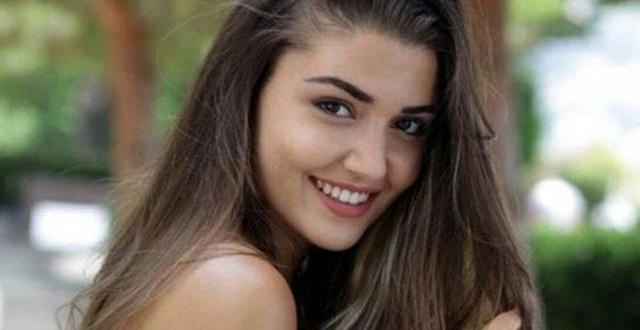 Oyuncu Hande Erçel ALEM Dergisi'nin Exclusive ekine çarpıcı açıklamalarda bulundu