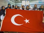 Türkiye'yi temsil eden Güngören İTO Kız Anadolu İmam Hatip Lisesi Teknoloji Takımı dereceye girerek, ülkeye ilk ödülü getirdi
