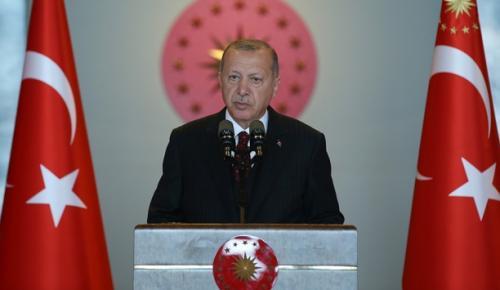 Cumhurbaşkanı Recep Tayyip Erdoğan, 17 Ağustos 1999 Marmara Depremi'yle ilgili yayımladı