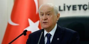 Bahçeli, Diyarbakır, Van ve Mardin belediyeleri ile ilgili alınan tedbirin büyük, yerinde ve önemli bir operasyon olduğunu ifade etti