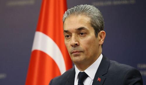 """Dışişleri Bakanlığı Sözcüsü Aksoy, """"Türkiye'nin Venezuela'yla İlgili açıklama"""