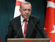 """Erdoğan, Doğu Akdeniz'deki hidrokarbon arama faaliyetlerine ilişkin, """"Arama çalışmalarına bizler aynı kararlılıkla devam ediyoruz, edeceğiz"""