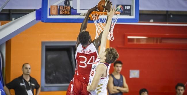 Avrupa Basketbol Şampiyonası'nda Türkiye, çeyrek finalde karşılaştığı Rusya'ya 73-70 yenildi