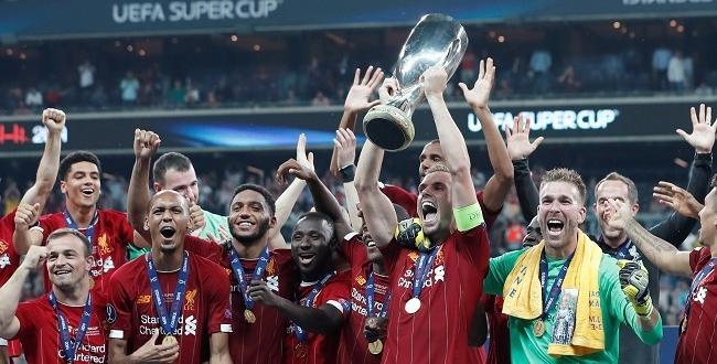 Liverpool, geriye düştüğü maçta penaltılarda Chelsea'yi yenerek Süper Kupa'yı müzesine götürdü