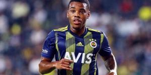Fenerbahçe'nin yeni transferlerinden Rodrigues, tek hedeflerinin şampiyonluk olduğunu belirtti