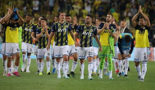 Fenerbahçe, Süper Lig'in ilk haftasında Gazişehir Gaziantep'i 5-0 Yendi