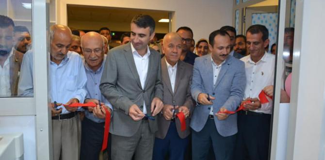 Hayırsever İş Adamı Ahmet Açılan'ın katkılarıyla Yenidoğan Yoğun Bakım Ünitesi,Törenle Hizmete Açıldı