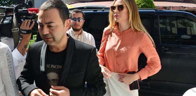 Serdar Ortac ve Chloe Loughnan, Beykoz Adliyesi'nde anlaşmalı olarak boşandı