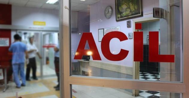 Ankara'nın Kahramankazan ilçesinde, bir işyerinde çalışan 70 kişi zehirlenme şüphesiyle hastaneye başvurdu