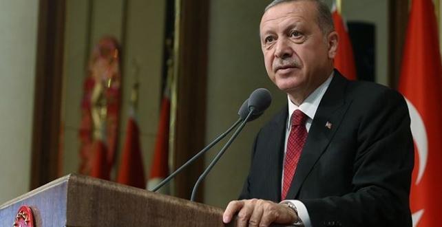Cumhurbaşkanı Erdoğan, bugün vefat eden tiyatro ve sinema oyuncusu Süleyman Turan Mesajı