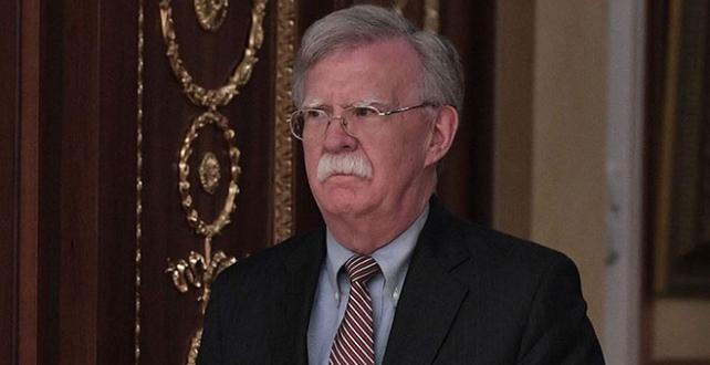 ABD Başkanı Donald Trump, Beyaz Saray Ulusal Güvenlik Danışmanı John Bolton'ı görevden aldığını açıkladı