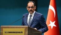 Cumhurbaşkanlığı Sözcüsü Kalın, Kabine Toplantısı sonrası açıklama yapıyor