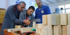 İŞKUR, işsizlerin mesleki niteliğini geliştirme kapsamında programlarda  379 binden fazla kişiye eğitim verdi
