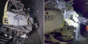 Bilecik'te  kılavuz trenin tünel içinde raydan çıkması sonucu 2 makinist öldü