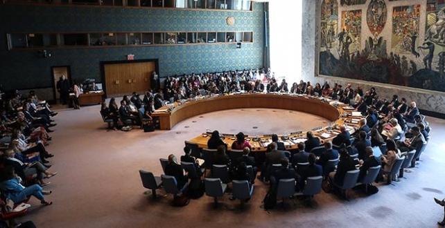 Rusya ve Çin, Suriye'nin İdlib kentinde ateşkes için  BMGK tasarısını veto etti
