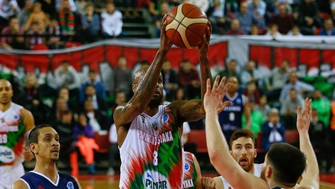 Pınar Karşıyaka, Leiden Basket'i evinde 112 – 76 mağlup Etti