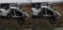 Şanlıurfa'da feci kaza 2 ölü 12 yaralı