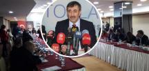 Ak Parti Dış İlişkiler Toplantısı Şanlıurfa'da yapıldı