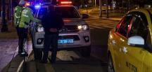 Uygulamayı ihlal eden ticari taksi şoförüne ceza kesildi