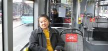 İstanbul'da toplu taşıma araçlarında seyrek oturma düzeni başladı