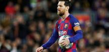 Messi, koronavirüs  salgınına karşı sakallarını kesti