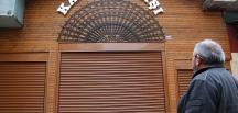 Elazığ'da 92 yıllık kapalı çarşının kapıları geçici süreliğine kapandı