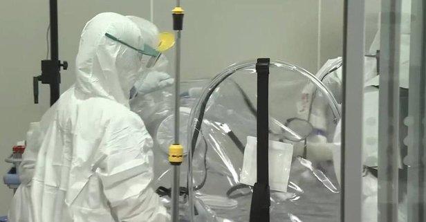 KKTC ,koronavirüs nedeniyle ilk kez bir hasta öldü