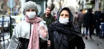 İran'da son 24 saatte yeni tip koronavirüs nedeniyle 143 kişi öldü