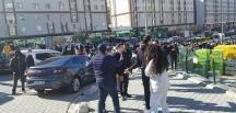 İstanbul Esenyurt `ta  bir evde patlama yaşandı