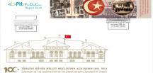 PTT'DEN TBMM'NİN AÇILIŞININ 100. YILINA ÖZEL FİLATELİK ÜRÜNLER