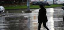 Meteoroloji ,kuzey ve doğu kesimlerinde sağanak yağış