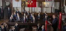 Birinci Türkiye Büyük Millet Meclisi'nde program düzenlendi