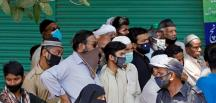 Pakistan'da vaka  12 bin 723'e yükseldi