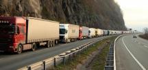 """Bakan Karaismailoğlu, """"Orta Asya'dan yük getiren şoförler açıklaması"""