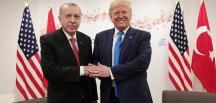 Cumhurbaşkanı Erdoğan'ın  Donald Trump'a mektup