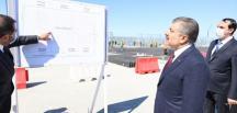Sağlık Bakanı Koca, Sancaktepe'de Hastane inşaatını inceledi