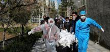 İran'da koronavirüsten hayatını kaybedenlerin sayısı artıyor