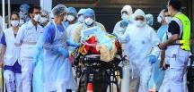 Fransa'da koronavirüsten ölenler gün geçtikçe artıyor