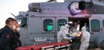 Fransa `da  600 askerin Kovid-19 testinin pozitif olduğunu belirtti..