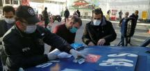 İstanbul'da sokağa çıkma yasağı kapsamında kesilen cezayı açıkladı