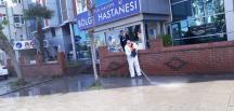 İSTANBUL'DAKİ HASTANELER BİR KEZ DAHA TEMİZLENİYOR