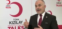 """Türk Kızılay Genel Başkanı Kınık, """"immün plazma açıklaması"""