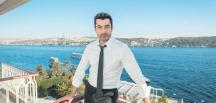 İmirzalıoğlu, haberin ardından ilk kez Emirgan'da görüntülendi