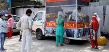 Hindistan'da sokağa çıkma yasağının 18 Mayıs'a Uzatıldı