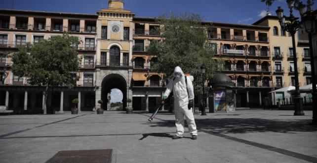 İspanya Başbakanı Sanchez, OHAL `ı uzattı