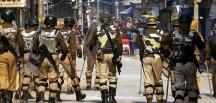 Hindistan'ın Cammu Keşmir bölgesinde Çatışma