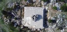 Neron Deniz Feneri'nin Alanda bir taş hastanesi oluşturulacak